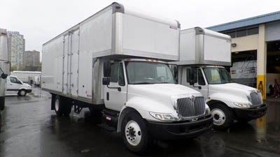Used trucks in Vancouver
